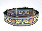 Celtic Angel Hound martingale collar